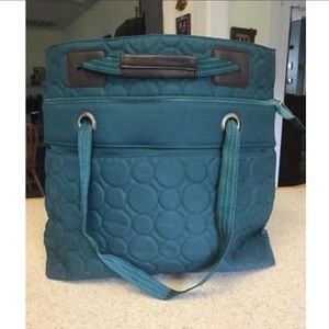 Thirty-One Vary You Versatile Tote Utility Bag